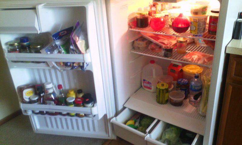 frigorifero come pulirlo